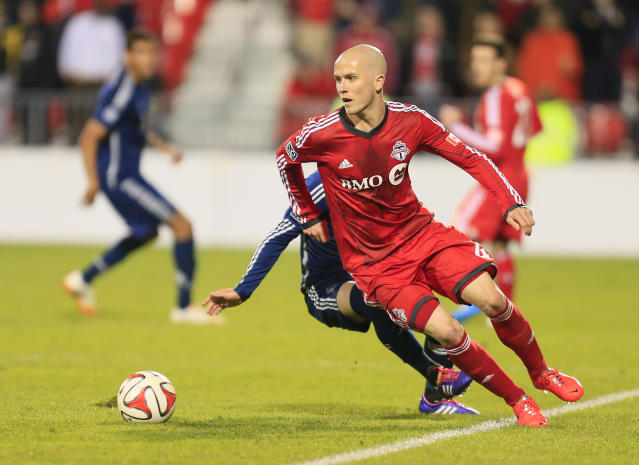 Major League Soccer's emergence can be seen in U.S. training camp roster