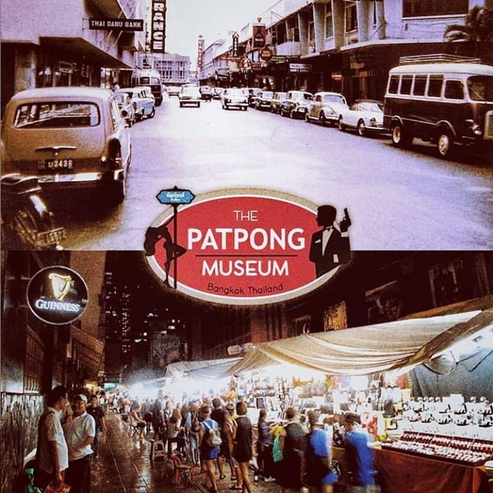 The Patpong district is a shopping destination with its night market has attracted a new breed of visitors. — Picture via Facebook/Patpong Museum