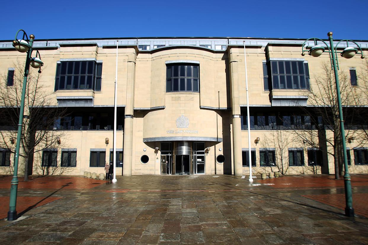 General view of Bradford Crown Court.   (Photo by Lynne Cameron/PA Images via Getty Images)