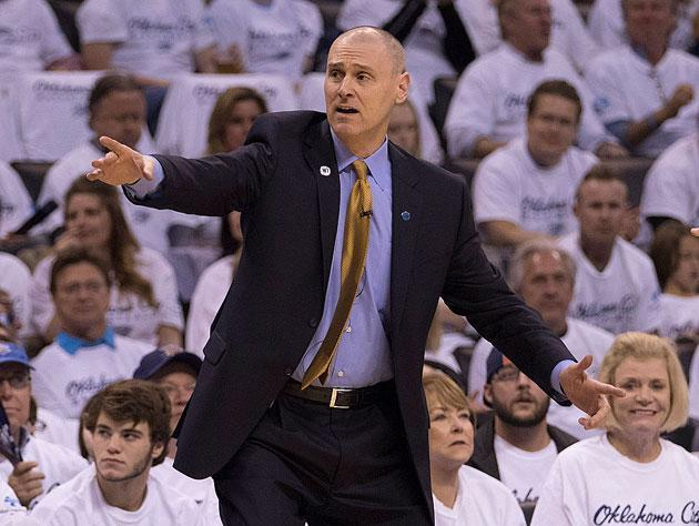 Rick Carlisle stirs the pot. (Getty Images)