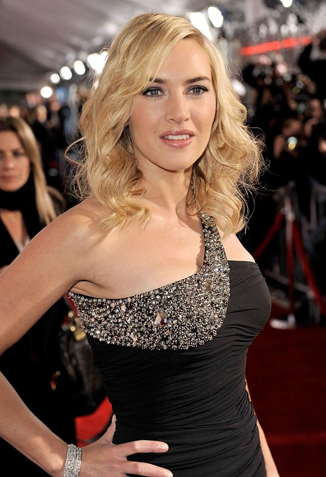 "<a href=""http://movies.yahoo.com/movie/contributor/1800019032"">Kate Winslet</a> at the Los Angeles premiere of <a href=""http://movies.yahoo.com/movie/1809883886/info"">Revolutionary Road</a> - 12/15/2008"