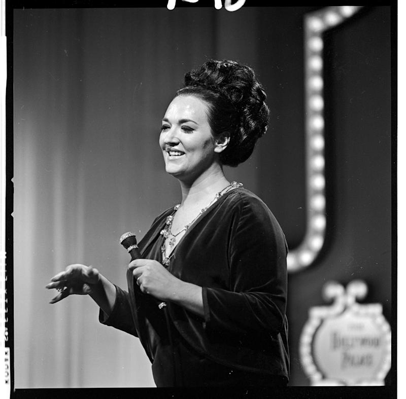 <strong>Morgana King</strong><br /><i><strong>Musician and actress (b. 1930)</strong></i>