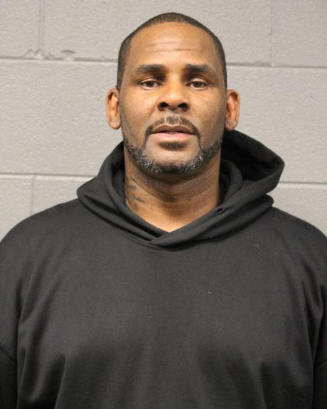 Robert Kelly (R. Kelly) poses for a mugshot after his arrest on Feb. 22, 2019 in Chicago, Illinois. (Photo: Chicago Police Department via Getty Images)