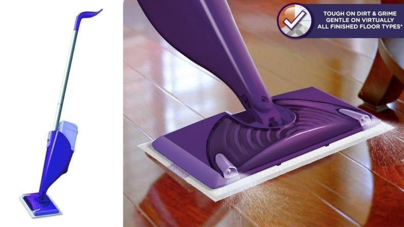 It doesn't get better than Swiffer.