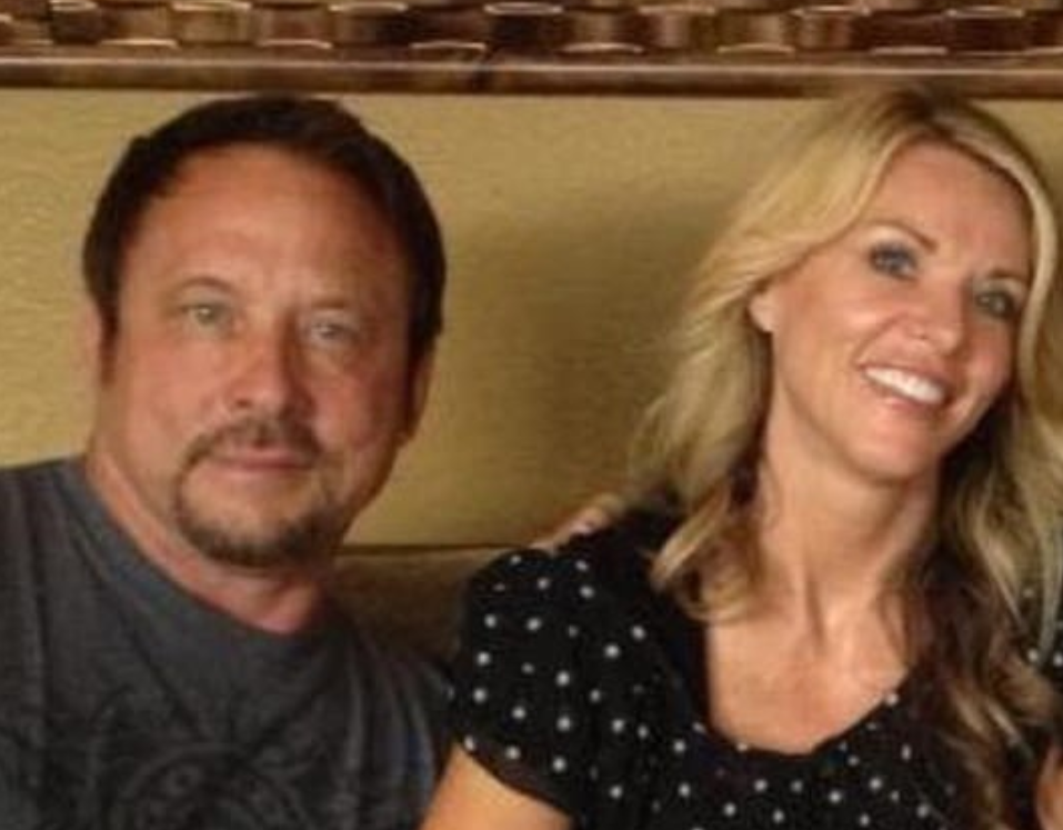 Lori Vallow is seen with her former husband Charles. Source: Idaho Cold Cases