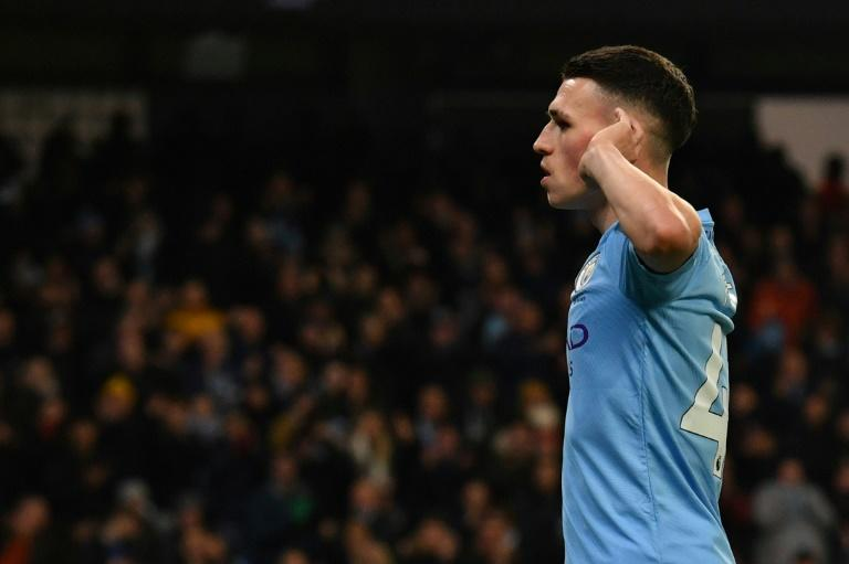 Foden says Guardiola's faith is 'massive' factor as he eyes England debut
