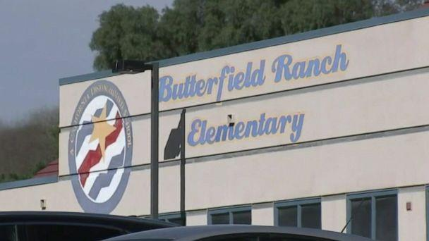 PHOTO: A kindergarten teacher at Butterfield Ranch Elementary in Chino Hills, Calif., allegedly assaulted a student. (KABC)