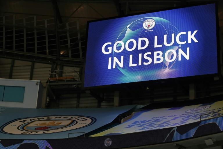 Manchester City head to the Champions League quarter-finals in Lisbon in confident mood after beating Real Madrid