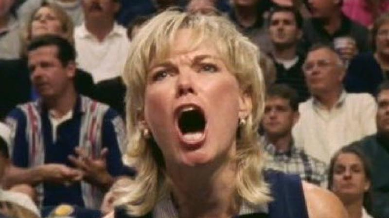'The Last Dance': Screaming Pacers lady is the next viral meme to come from Bulls doc