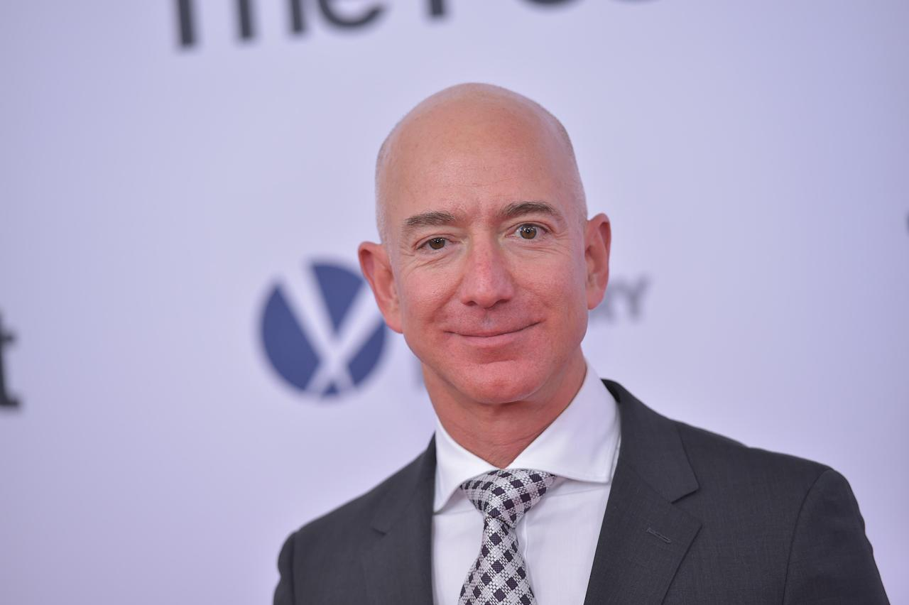 jeff bezos net worth - photo #36