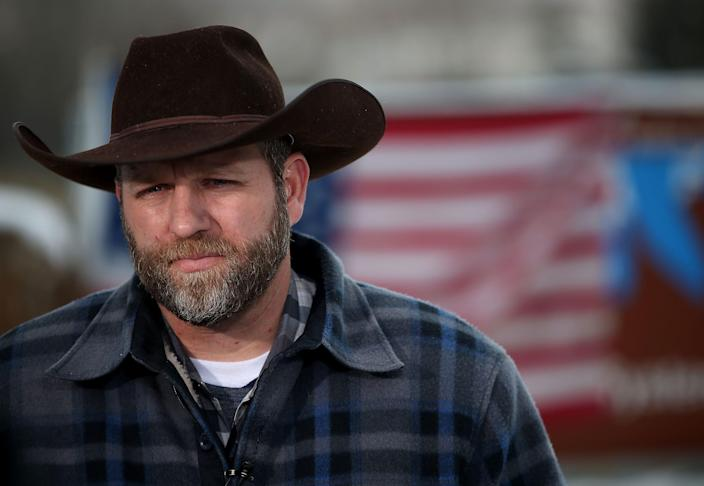 Ammon Bundy is running for governor of Idaho as a Republican in the 2022 primary.