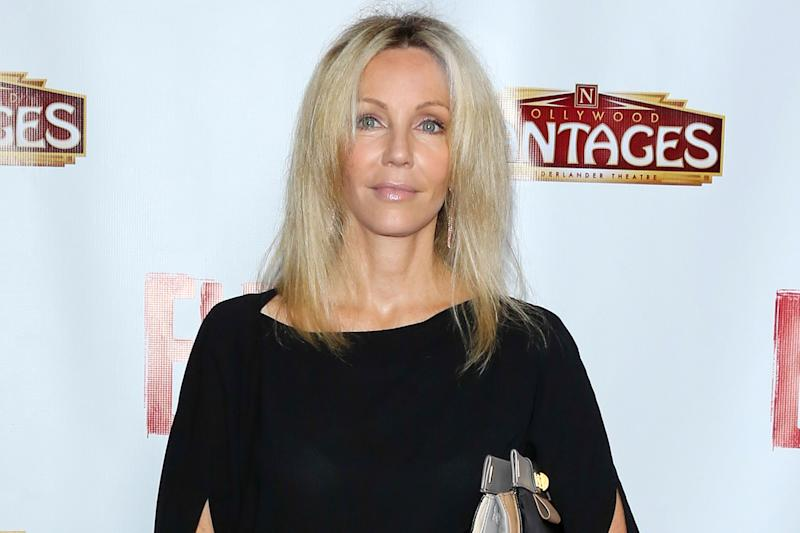 Heather Locklear Will Seek Treatment for Substance Abuse & Mental Health in Long-Term Facility: Source