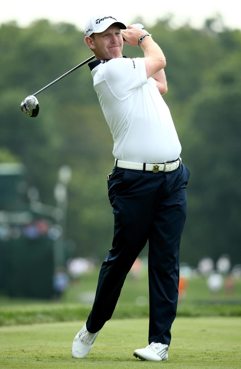 Golf - Westwood, Poulter and Gallacher get Ryder Cup callups