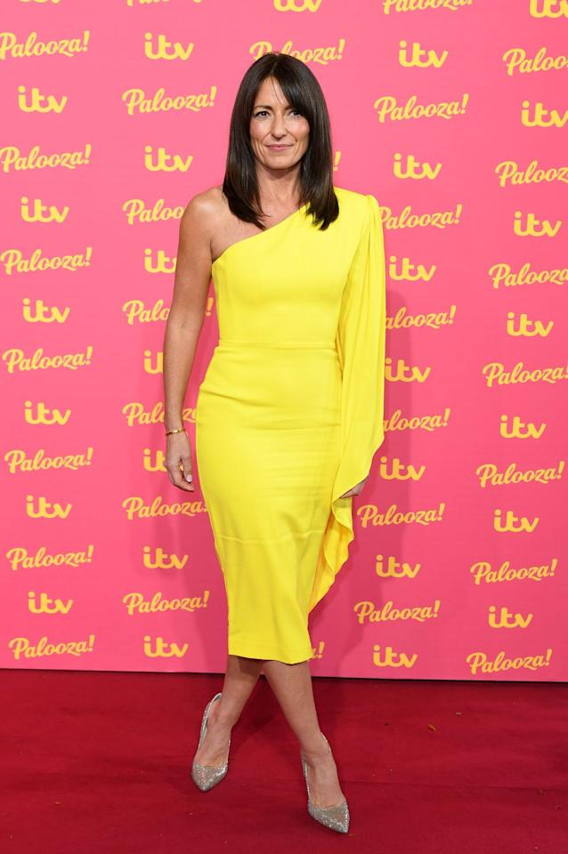 """<p><strong>Age: </strong>52 <strong></strong> </p><p><strong>How she gets fit done:</strong>  Davina's trainer, Sarah Grant, <a href=""""https://www.womenshealthmag.com/uk/fitness/a706554/davina-mccall-fitness/"""" target=""""_blank"""">spilled the beans</a> to WH last year about how Davina trains. She works out six times a week, for 45-60 minutes at a time, and does a combination of boxing, HIIT, <a href=""""https://www.womenshealthmag.com/uk/fitness/workouts/a31779295/barre-workout/"""" target=""""_blank"""">barre</a> and spin classes. </p><p>Davina also has her own fitness app, <a href=""""https://ownyourgoalsdavina.com/"""" target=""""_blank"""">Own Your Goals</a>, which includes HIIT, dance and boxing workouts, as well as nutrition and wellbeing guidance. </p>"""