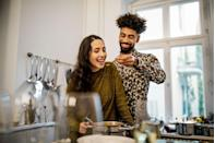 <p>The holidays are just around the corner, so learn a festive recipe with your date. You can hold off on the turkey, but new sides are good bets.</p>