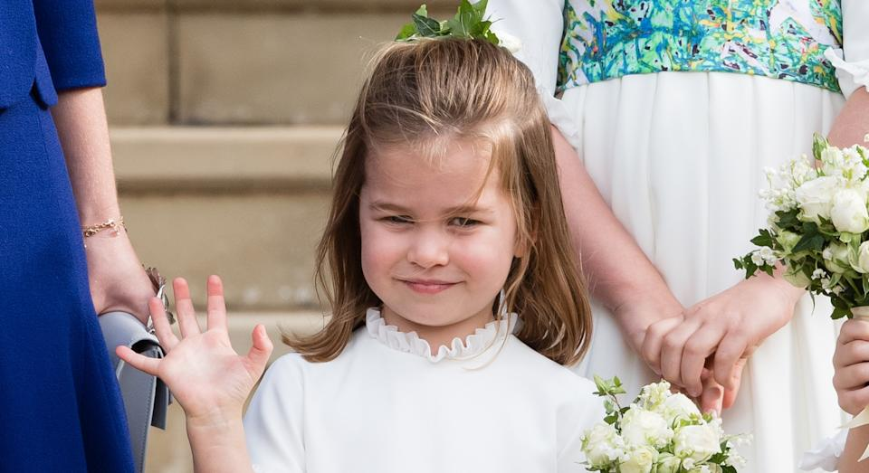 The young royal had been due to participate in the wedding party - but plans changed due to coronavirus (Getty Images)