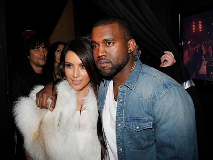 Kim Kardashian West and Kanye West are now married.