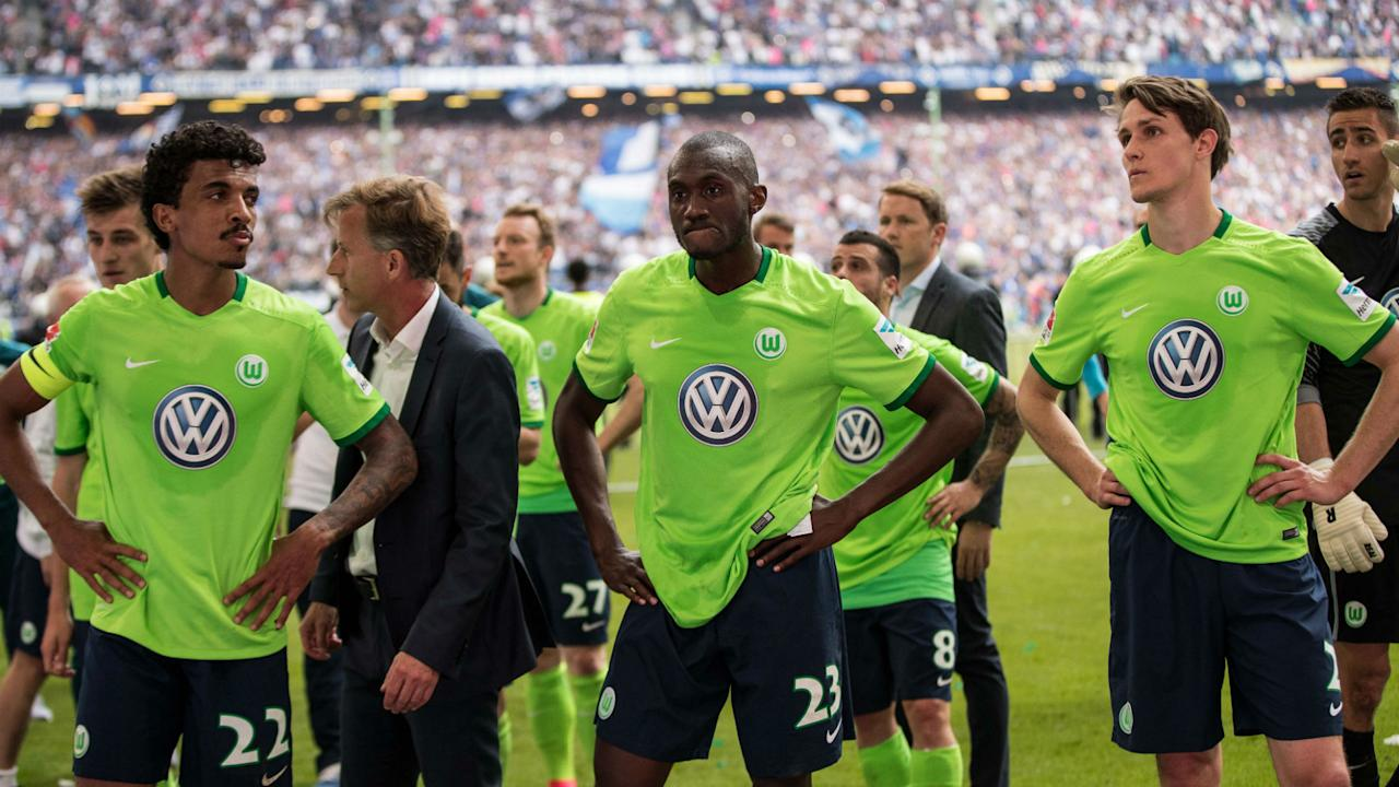 Last season's Champions League quarter-finalists face a playoff to stay in the Bundesliga, but what has gone wrong for one of Germany's biggest teams?