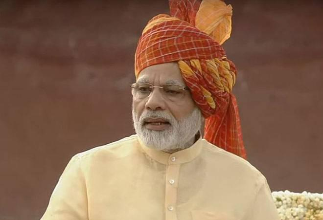 As India marks 70 years of freedom from the Britrish empire, Indian  Prime Minister Narendra Modi today visited Rajghat to pay respects to  the Father of the Nation Mahatma Gandhi before heading to Red Fort to  make his fourth Independence Day speech.