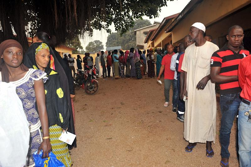 The local elections in Guinea were the first since the end of the era of military dictatorship