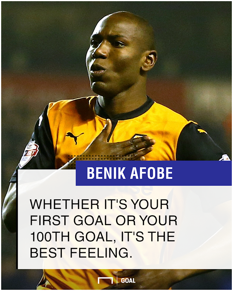 it s the best feeling relieved afobe on opening wolverhampton