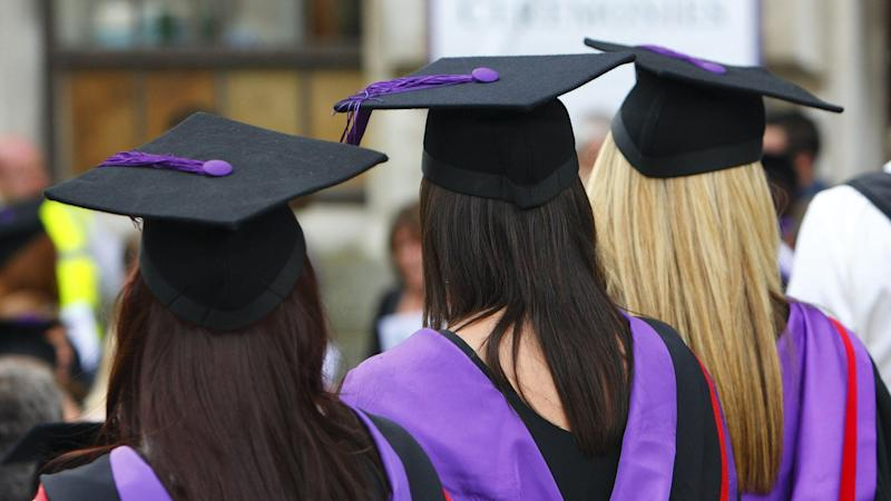 Record number of students due to start degrees in UK amid fears of deferrals