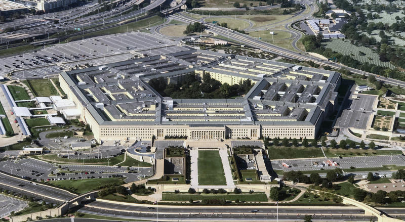 Via a series of inflammatory articles in conservative media, a stealth lobbying campaign targeted a provision creating a preference for open-source software used by the Pentagon for non-battlefield purposes. (Bill Clark via Getty Images)