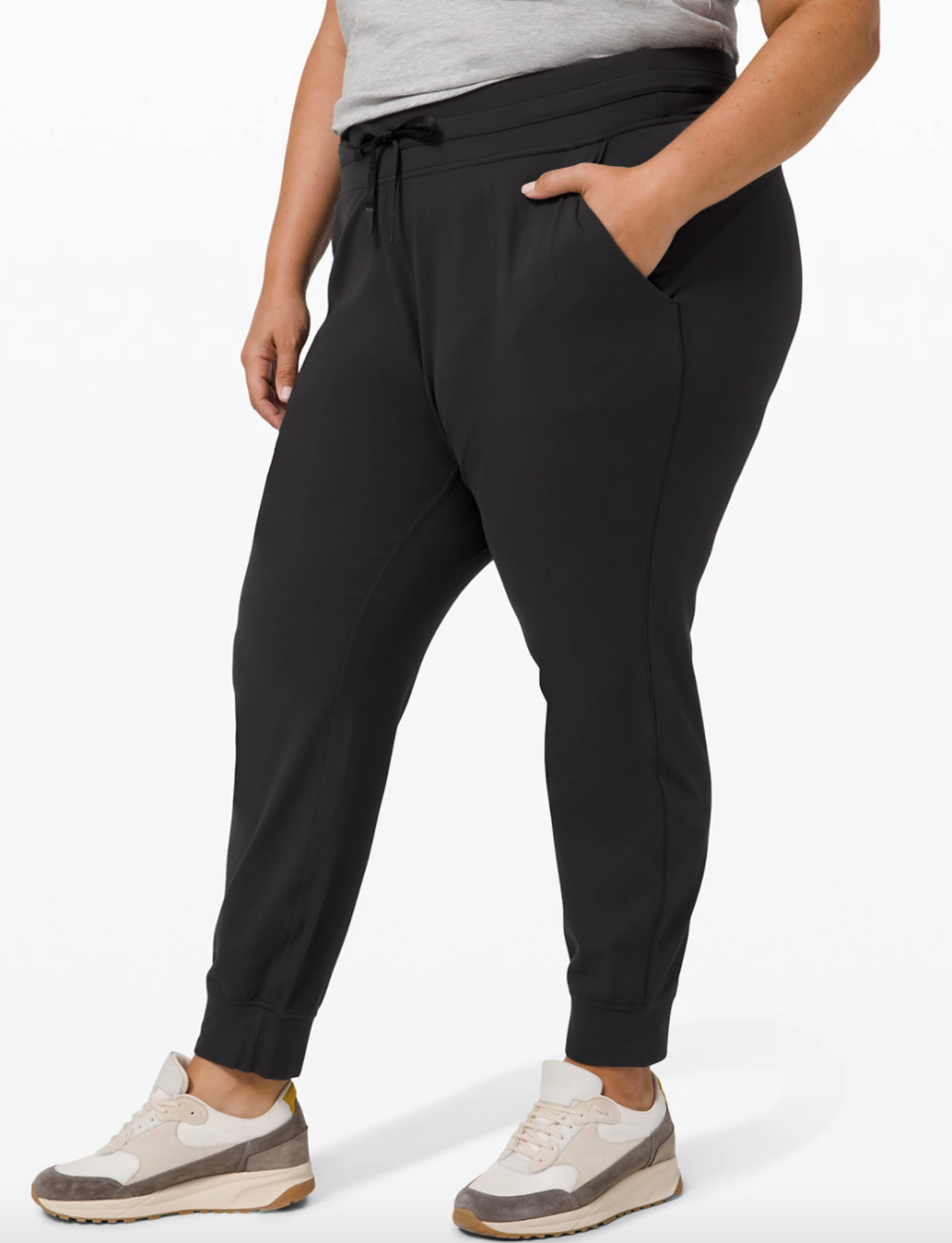 "Ready to Rulu Jogger 29"" in Size 20. $108. Image via Lululemon."