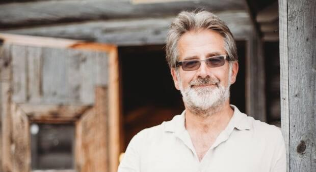 Roland Laufer is running as the Green Party Candidate in N.W.T for the first time. The German-born environmentalist moved to Yellowknife in 2019 and lives off the grid. (Submitted by Roland Laufer - image credit)