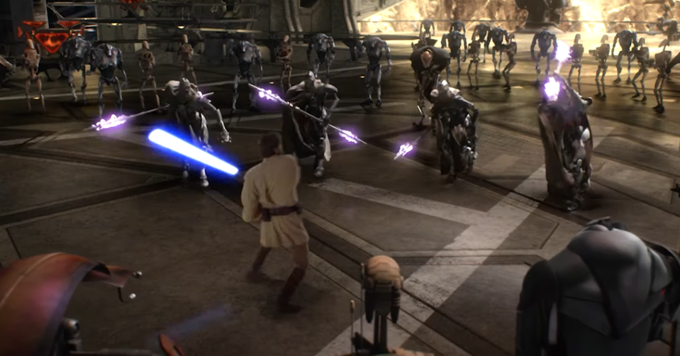 Star Wars: Revenge of the Sith (Credit: Lucasfilm/Fox)