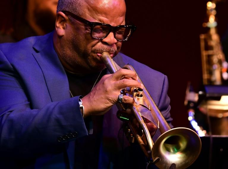 A top-tier jazz trumpeter who's scored every Spike Lee film since 1991, Terence Blanchard is set to make history as the first black composer to stage a production at New York's esteemed Metropolitan Opera (AFP Photo/EVA HAMBACH)
