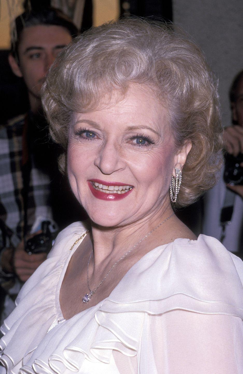 """<p>White is a huge animal lover, and once told the <em><a href=""""http://www.guinnessworldrecords.com/news/2013/9/q-and-a-betty-white-on-her-world-record-her-favorite-works-and-getting-started-on-tv-50966/"""" rel=""""nofollow noopener"""" target=""""_blank"""" data-ylk=""""slk:Guinness Book of World Records"""" class=""""link rapid-noclick-resp"""">Guinness Book of World Records</a></em> that two of her favorite roles were, """"The <em>Pet Set</em> and <em>Golden Girls</em>, just to name a few. Especially the former, as I wrote and produced it and could have on any animals I wanted."""" She also said if she wasn't an actress, she would have been a zookeeper. <br></p>"""