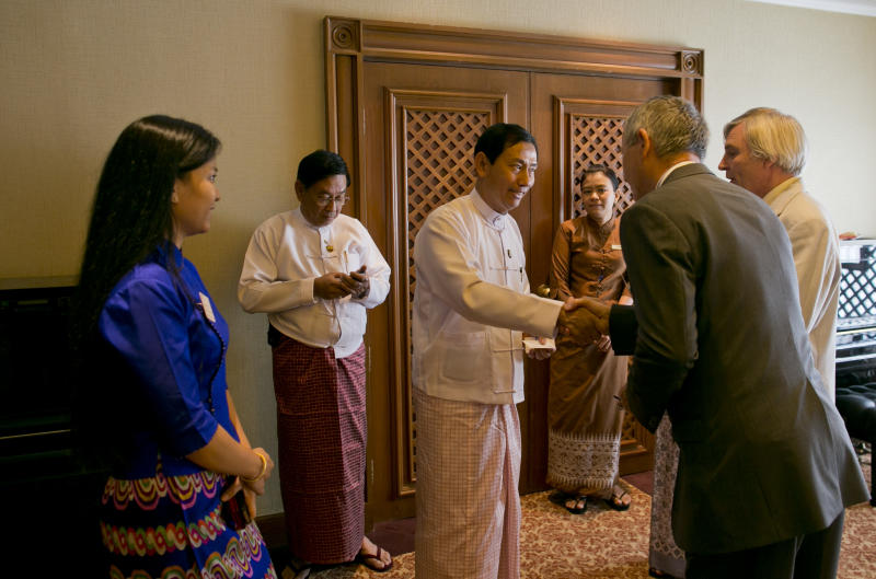 Myanmar to open offshore oil and gas bids by April