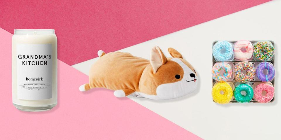 This Lavender-Scented Heatable Plushie Will Make You Feel Better No Matter What