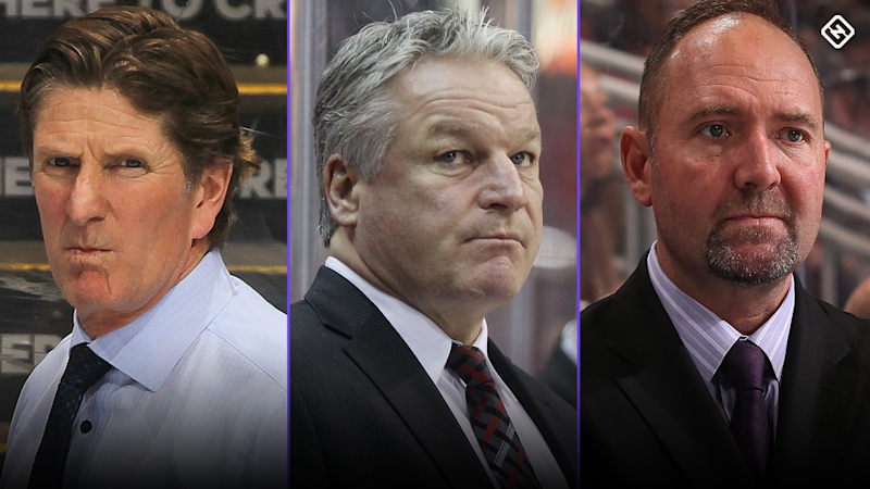 Mike Babcock, Dale Hunter and the candidates to replace Peter Laviolette as Nashville Predators head coach