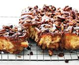 """Take note, procrastinators: the recipe starts the night before, but the result is so good you don't have to buy a present. <a href=""""https://www.bonappetit.com/recipe/the-ultimate-sticky-buns?mbid=synd_yahoo_rss"""" rel=""""nofollow noopener"""" target=""""_blank"""" data-ylk=""""slk:See recipe."""" class=""""link rapid-noclick-resp"""">See recipe.</a>"""