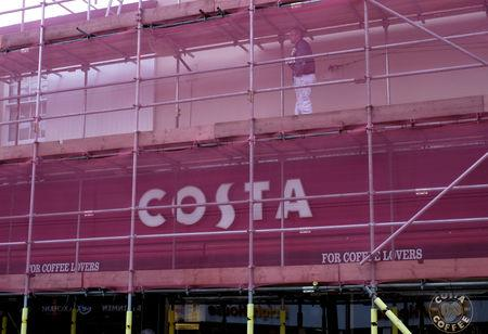 Whitbread Shares Hit By Lacklustre Outlook After Costa Deal