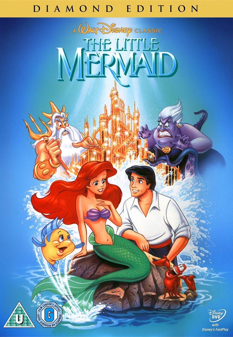 """<p>The remake of this Disney favorite <a href=""""http://deadline.com/2016/08/the-little-mermaid-lin-manuel-miranda-alan-menken-hamilton-disney-live-action-film-1201803536/"""" rel=""""nofollow noopener"""" target=""""_blank"""" data-ylk=""""slk:will reportedly feature a mix of your fave songs"""" class=""""link rapid-noclick-resp"""">will reportedly feature a mix of your fave songs</a> and new ones from the genius behind the original soundtrack, Alan Menken, and <em>Hamilton</em> scribe, Lin-Manuel Miranda. No word yet on when the movie becomes a part of our world.<br></p>"""