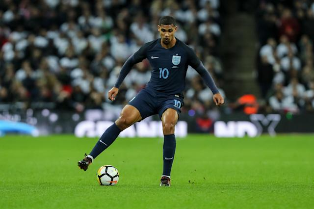 <p>Ruben Loftus-Cheek<br> Age 22<br> Caps 2<br>Laid down a marker with a man-of-the-match showing on his international debut against Germany in November. Has had injury problems on loan at Crystal Palace but ended the campaign strongly and at his best offers a compelling blend of athleticism and elegance.<br>Key stat: Palace scored a goal every 67 minutes in this season's Premier League with Loftus-Cheek on the field, compared to one every 111 minutes without him. </p>