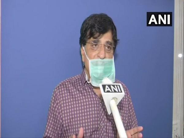 BJP national executive member, Kirit Somaiya [File Photo/ANI]