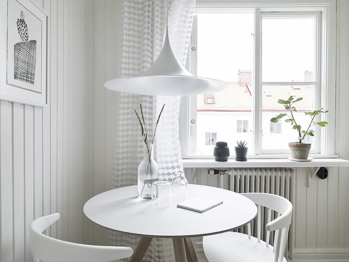 """<p>Scandinavian-inspired style took over in 2019, and along with it came the minimalist color schemes and all-white kitchens. For 2020, designers and home owners are craving more color and calling for the end of the monochromatic color palette.</p> <p>Our predictions for the most popular colors of 2020? We're seeing <a href=""""https://www.realsimple.com/home-organizing/decorating/decor-trends-2020"""" target=""""_blank"""">shades of green</a> and expect warmer neutrals to replace white walls. </p> <p><strong>RELATED: </strong><a href=""""https://www.realsimple.com/home-organizing/home-improvement/painting/color-of-the-year-2020-announcements"""" target=""""_blank"""">All the Predictions for Color of the Year 2020, So Far</a></p>"""