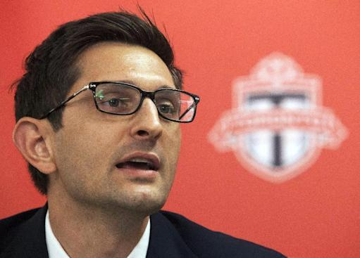 Toronto FC names Tim Bezbatchenko its new GM