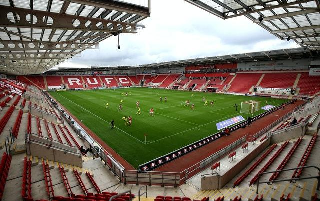 Rotherham have lost out on £1.5million revenue, says chairman Tony Stewart