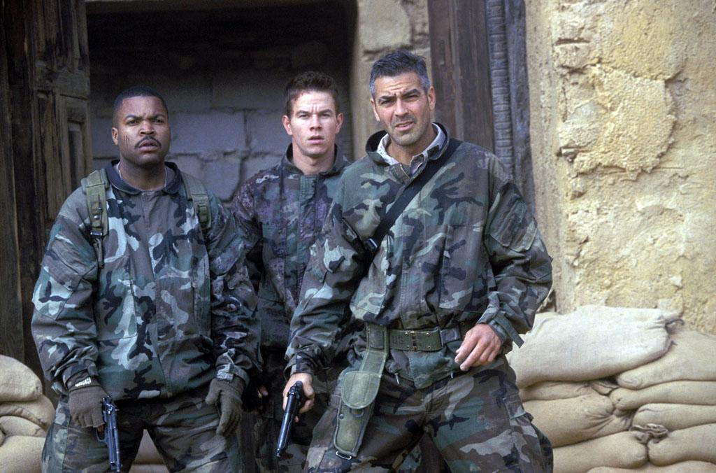 """30. <a href=""""http://movies.yahoo.com/movie/1800019714/info"""">THREE KINGS</a> (1999)   """"Three Kings is by far one of the greatest war films I've ever seen."""" -- movieman031992"""