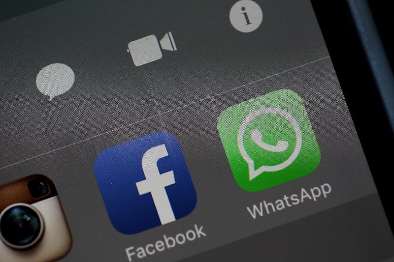 The CIA can get around the encryption technologies of WhatsApp, Signal, Telegram, Weibo, and Confide by collecting communications before they are encrypted, said the WikiLeaks report (AFP Photo/Justin SULLIVAN)