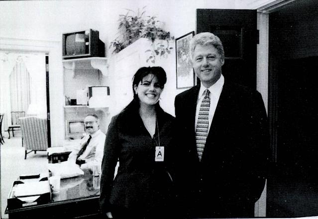 Monica Lewinsky's story is being told in the next series of American Crime Story. (Getty)