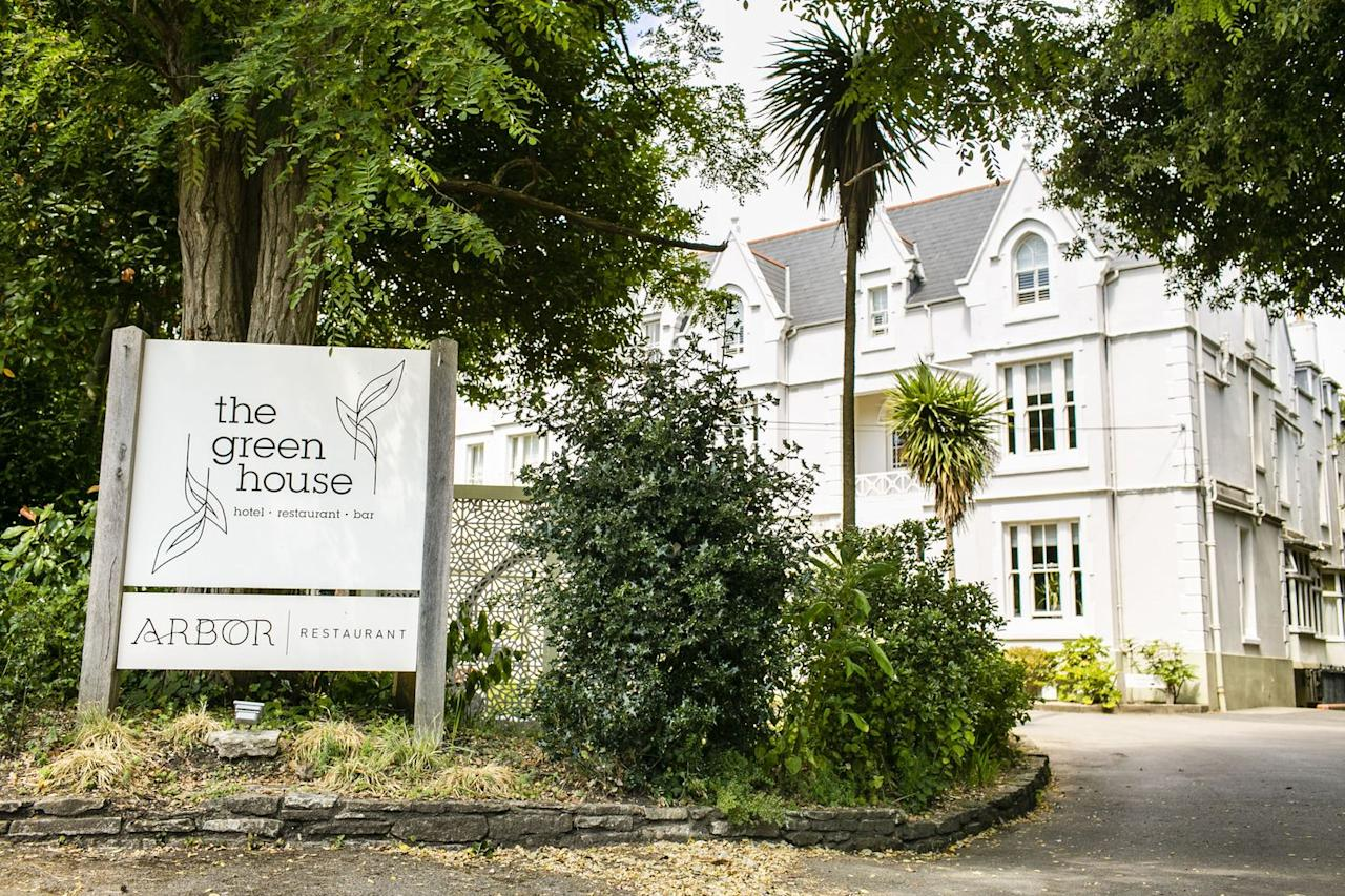 """<p>The self-proclaimed 'greenest hotel in the UK' lives up to its name, going far beyond simply asking guests to reuse towels. The rooms are furnished with locally sourced pieces, including 100 per cent wool rugs, sumptuously comfortable bespoke beds and UK-made wood furniture from trees felled by storms or tree surgeons. The hotel's award-winning restaurant, aptly named <a href=""""https://www.thegreenhousehotel.co.uk/arbor-brings-fresh-new-flavours-to-dorset-dining-with-a-seasonal-twist/"""">Arbor</a>, serves dishes made with local ingredients, including meat from farms with high animal-welfare standards. While the eco-conscious focus extends to almost every aspect of the hotel, all guests need to do is relax and enjoy the surrounding natural landscape, free from the guilt of leaving behind a large, destructive footprint.</p><p><a href=""""https://www.thegreenhousehotel.co.uk/"""">The Green House Hotel</a>, Bournemouth</p>"""
