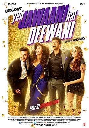 Yeh Jawaani Hai Deewani From the snow clad mountains in Gulmarg to the rustic buildings in Rajasthan, this movie just gave us an insight of incredible India. And not just that, it also inspired many to go backpacking with friends.