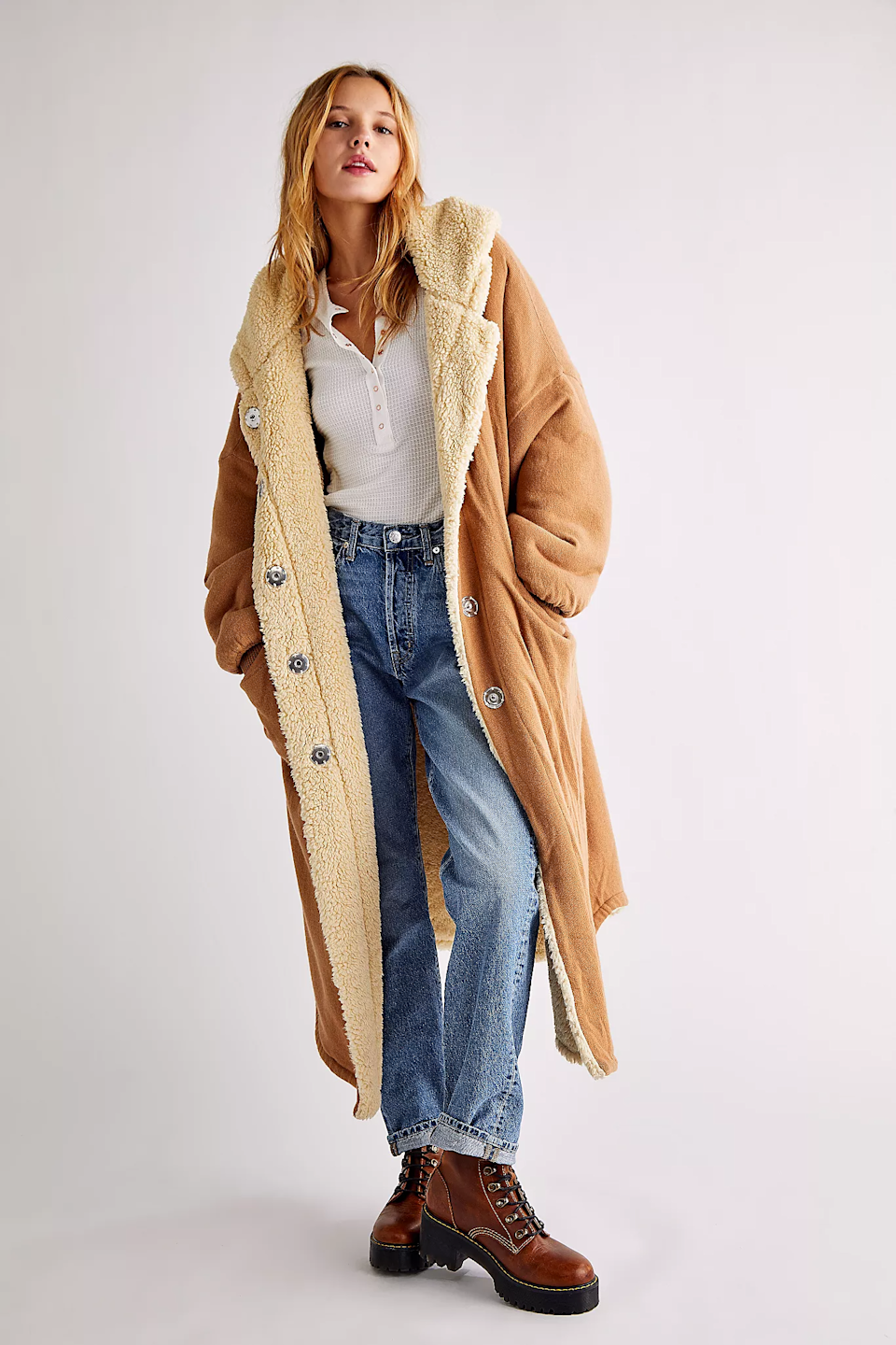 """<br><br><strong>Free People</strong> North Pole Cardi, $, available at <a href=""""https://go.skimresources.com/?id=30283X879131&url=https%3A%2F%2Fwww.freepeople.com%2Fshop%2Fnorth-pole-cardi%2F"""" rel=""""nofollow noopener"""" target=""""_blank"""" data-ylk=""""slk:Free People"""" class=""""link rapid-noclick-resp"""">Free People</a>"""