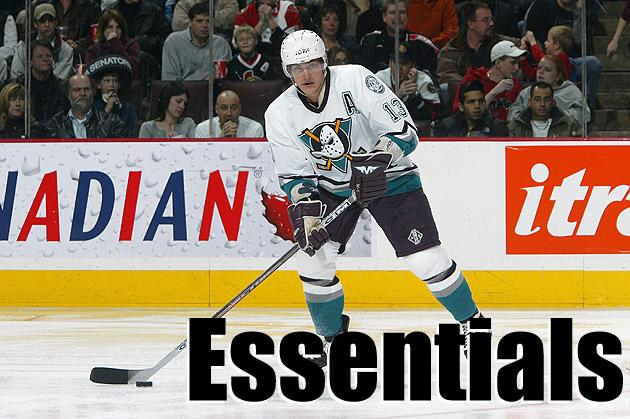 60af0257f75 The Essentials: Anaheim Ducks Edition